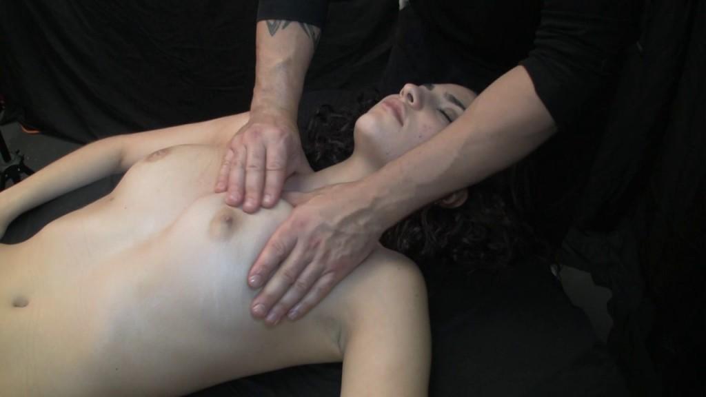 Masturbační masáž