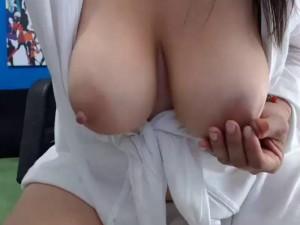 masturbace kozaté nymfomanky